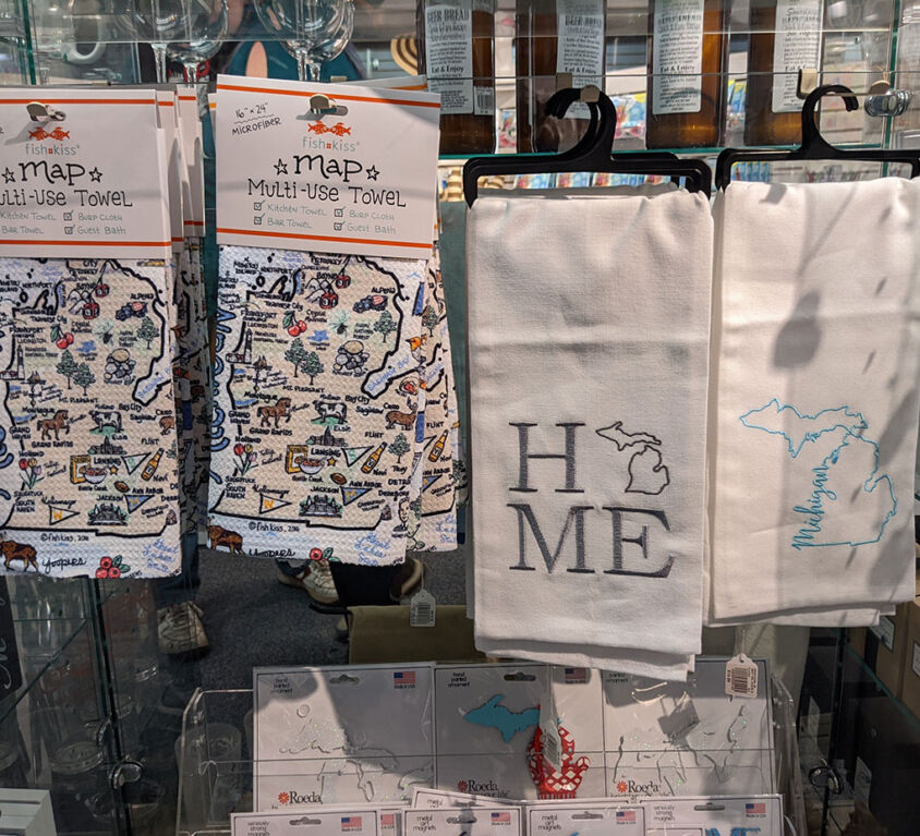 Kitchen Towels @ Mariellen's Hallmark