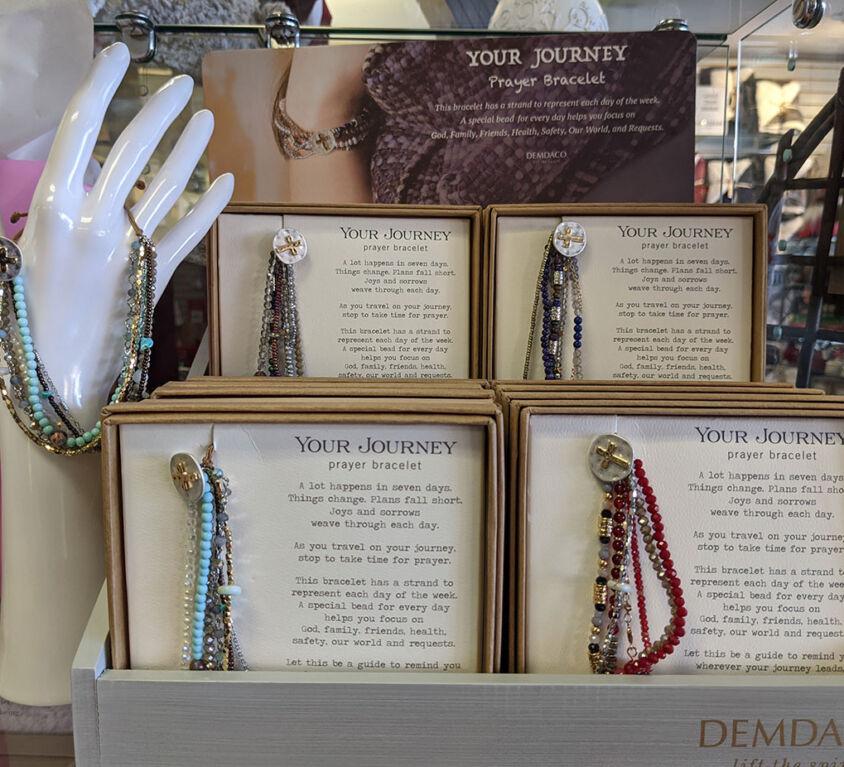 """Your Journey"" Bracelets @ Mariellen's Hallmark"