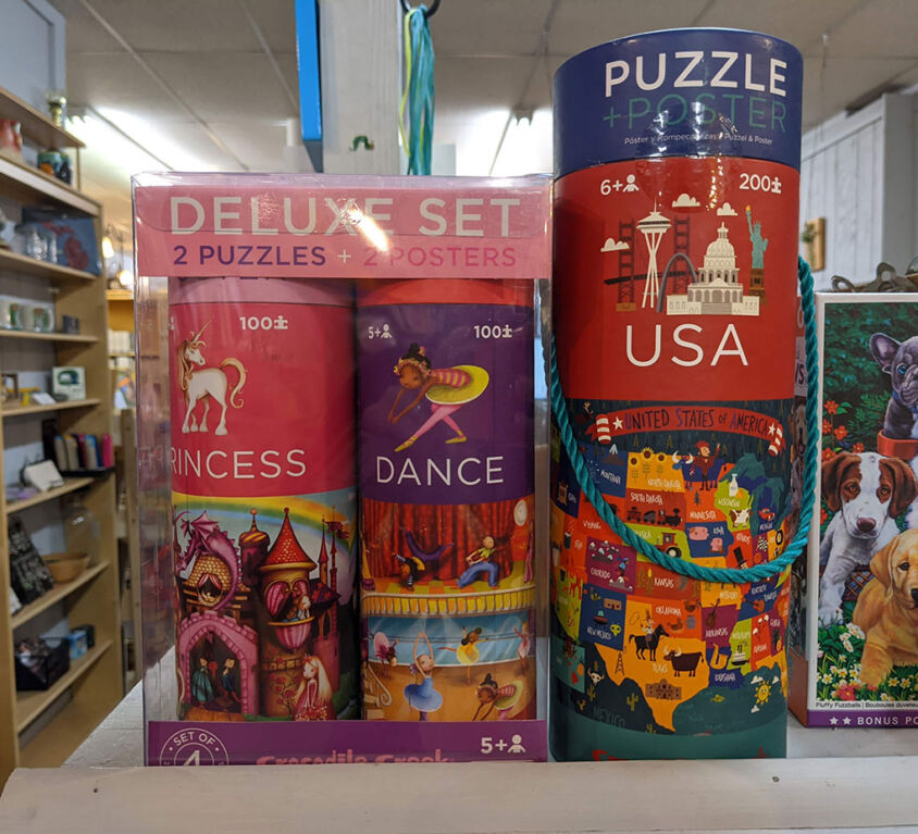 Puzzles @ Windowsill