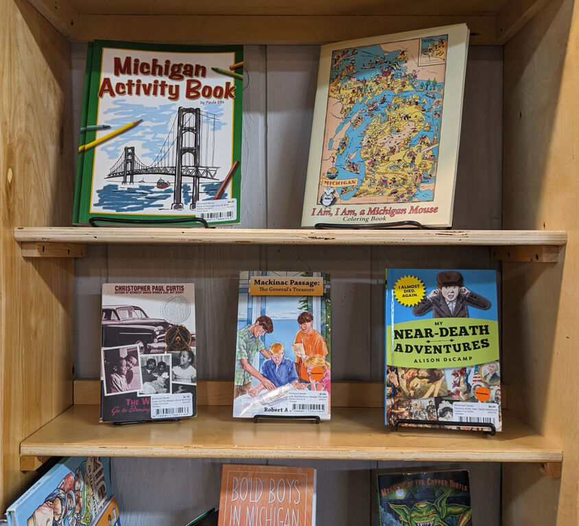 Kids Michigan Books @ Windowsill