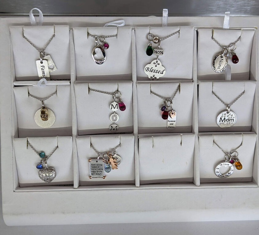 Necklaces @ Victoria's Jewelry
