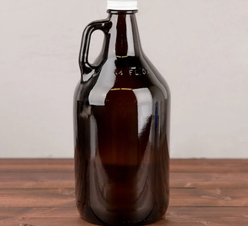 A Growler from Ludington Bay or Jamesport