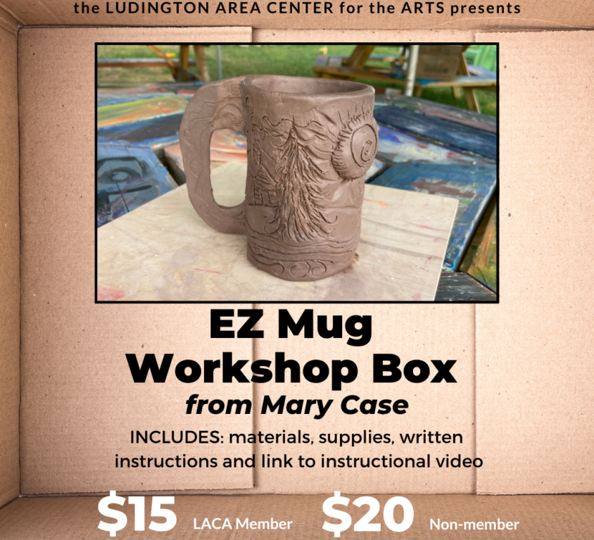 Workshops in a Box @ Ludington Area Center for the Arts
