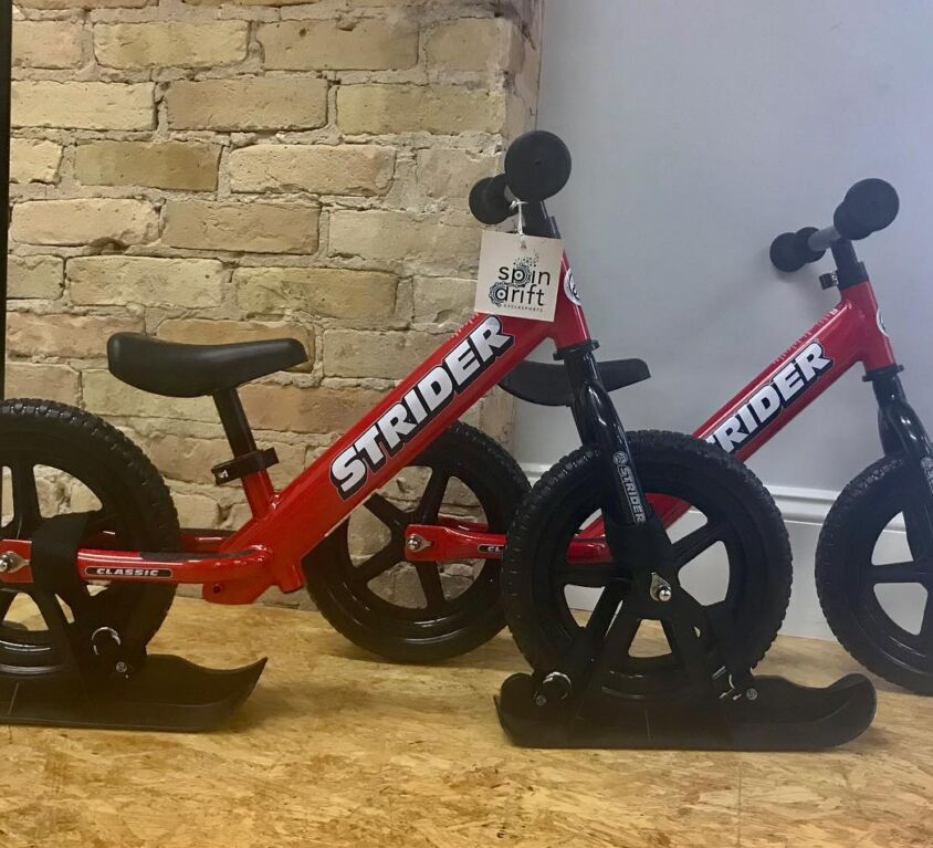 Push Bikes @ Spindrift Cyclesports