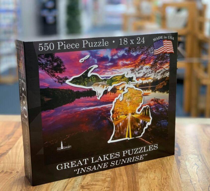 Michigan Puzzle @Todd & Brad Reed Photography
