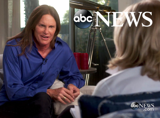 Bruce Jenner Interview Outshines Olympic Gold