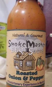 Smoke Master BBQ Sauce - Roasted Onion & Pepper