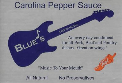 Carolina Pepper Sauce