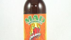 Mad Anthony's Extra Hot BBQ Sauce