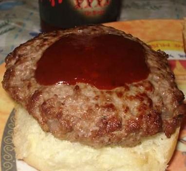 A Woman's Scorn Hot Pepper BBQ Sauce XXXX - Burgers