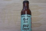 Better Than Bad Sex BBQ Sauce
