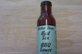 Better Than Bad Sex BBQ Sauce
