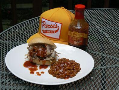 Pierce's Pitt Bar-B-Que Sauce
