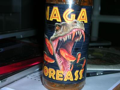 Nagasoreass Hot Sauce