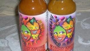 Fat Kid Mango Amore Hot Sauce