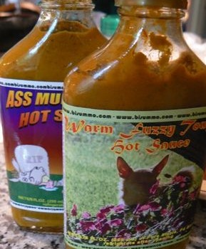 Ass Murdering Hot Sauces