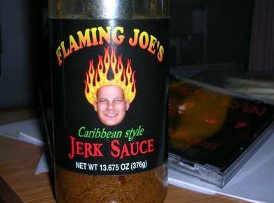 Flaming Joes Jerk Sauce