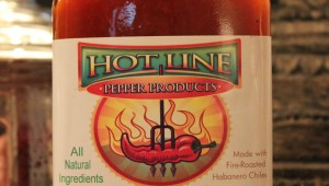 Hot Line Pepper Products Ghost Pepper Sauce