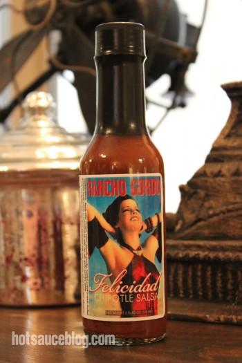 Rancho Gordo Felicidad Hot Sauce