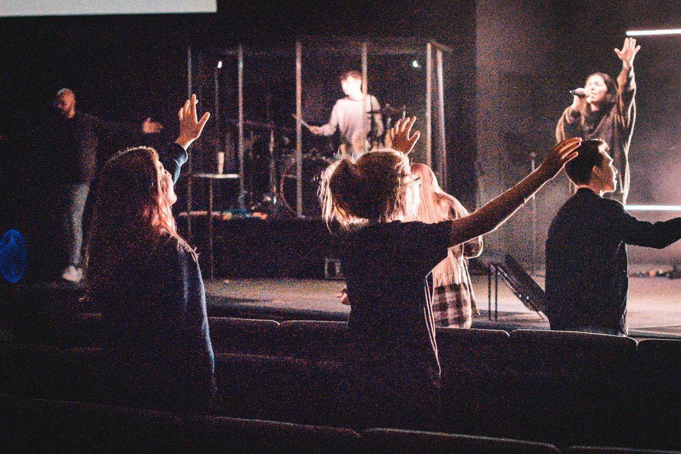 Middle School, Rock Church AVL, Asheville, NC