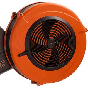 DX adjustable air resistance