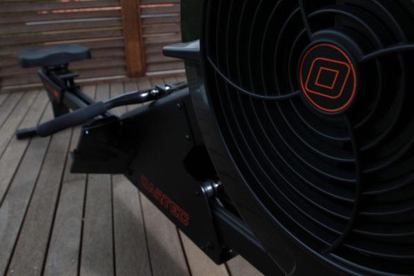 Rowing Machine Oartec DX Black