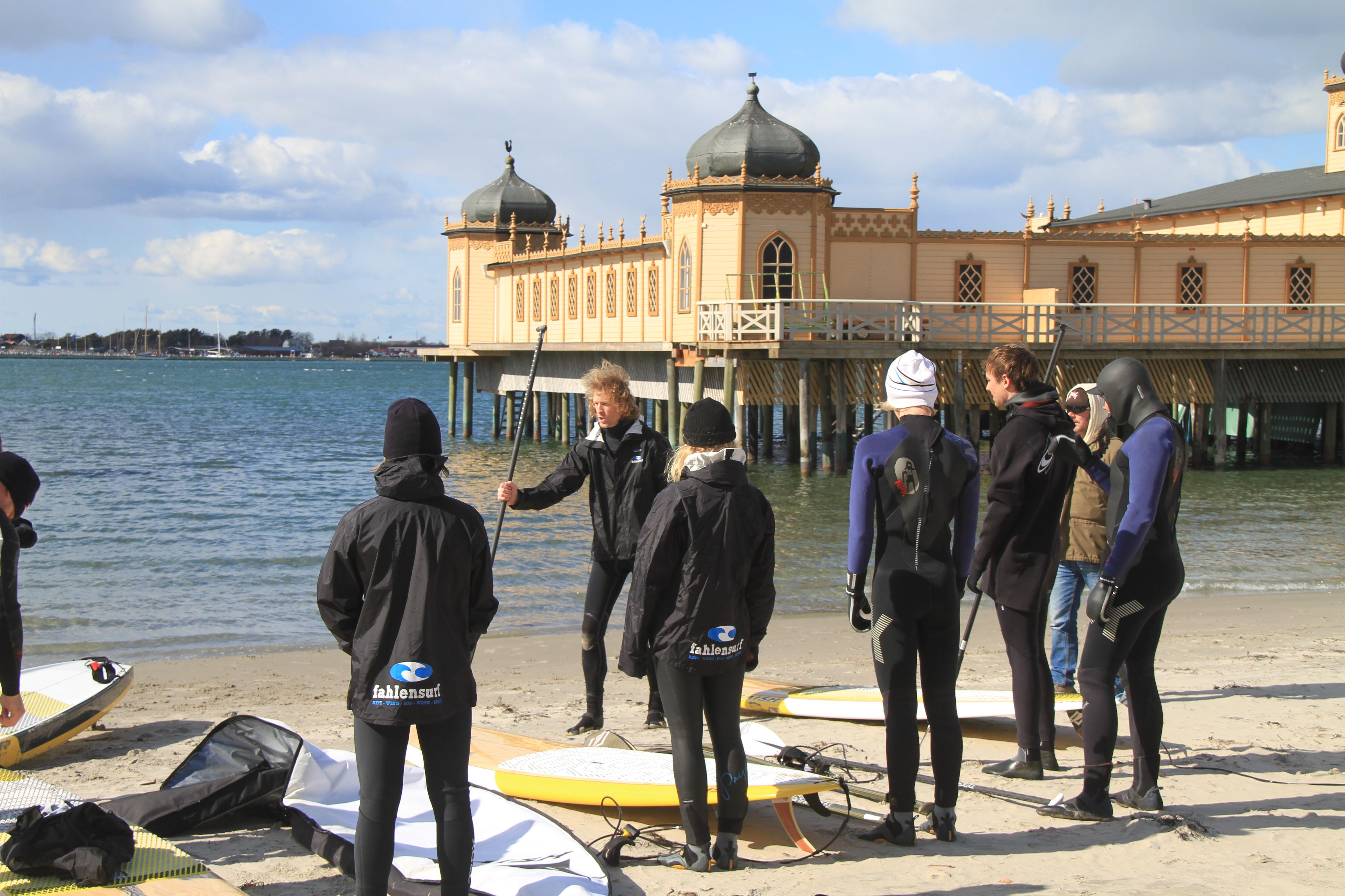 SUP Instructor Workshop - Sweden
