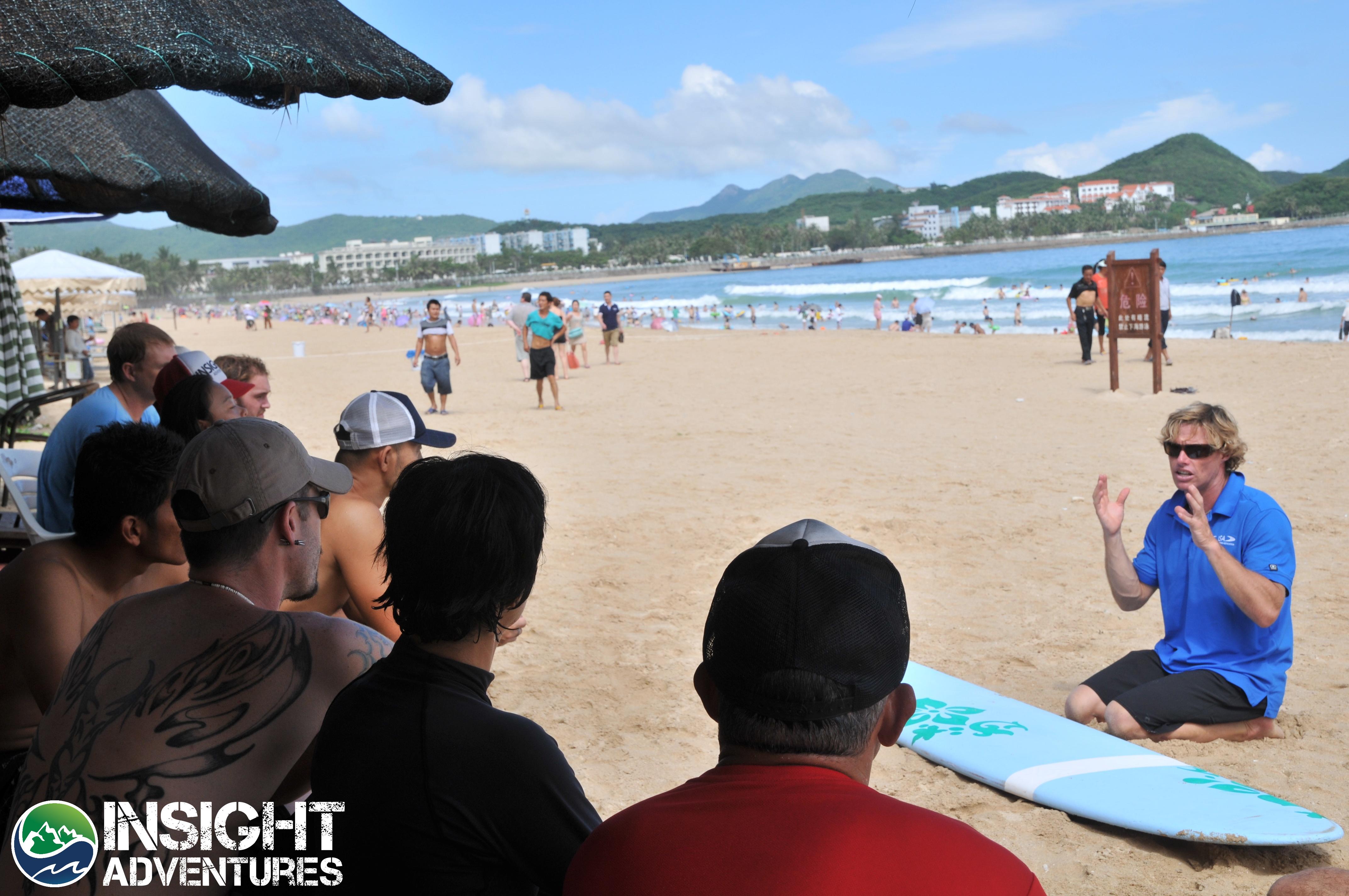 ISA Surf Instructor Training - China