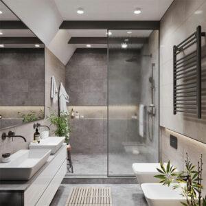 bathroom design in atlanta