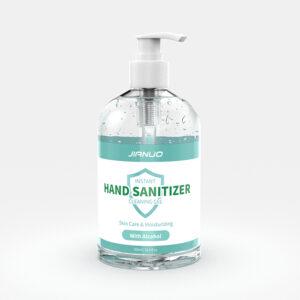 500ml 20% Alcohol Instant Hand Sanitizer Gel