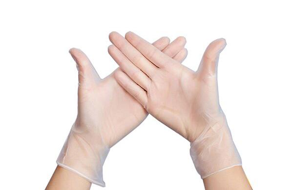 Disposable PVC Gloves p1