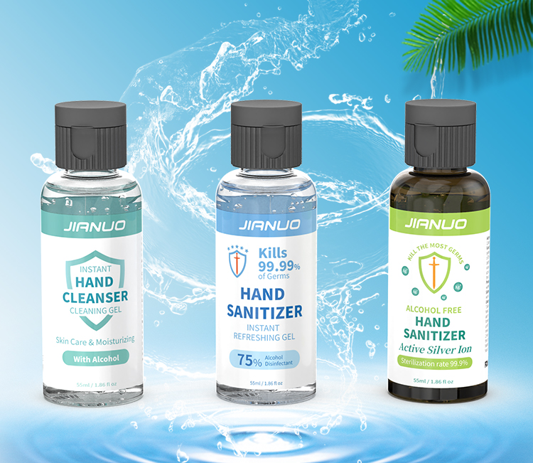 How to choose a suitable hand sanitizer?