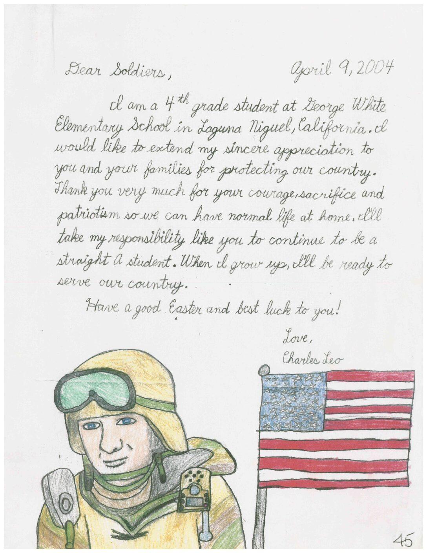 Sample Letter 2
