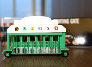 STARTING GATE REPLICA COLLECTIBLE