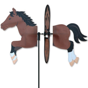 Horse Spinner Brown