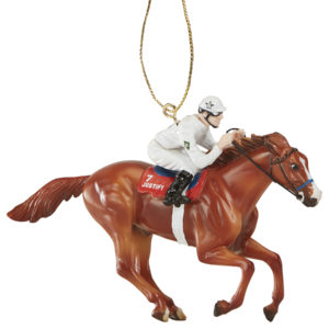 Justify Ornament White Silks