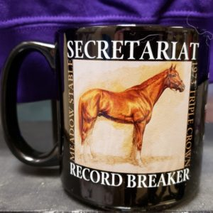 Secretariat Record Breaker 27oz Mug
