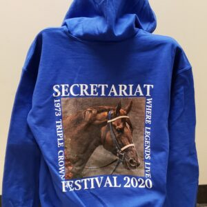 Secretariat Zip Hoody