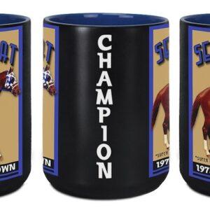Secretariat Champion Mug