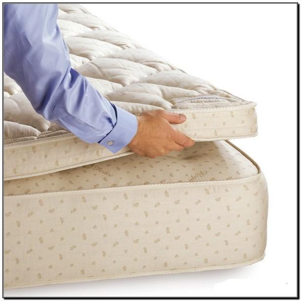 pillow top