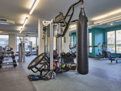 848 Mitchell - Free weights, cardio, cross training machines & yoga/pilates/spin studio