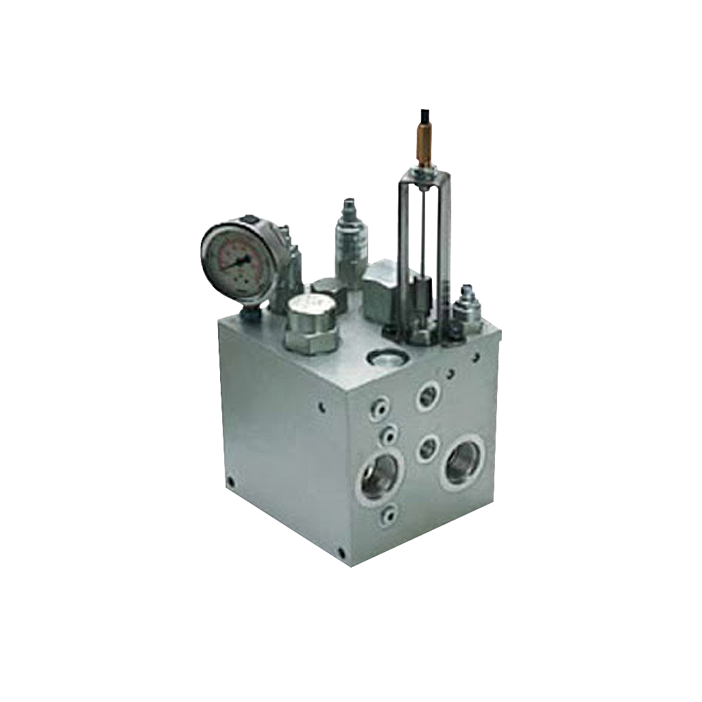 hydraulic starter components smart-r-block