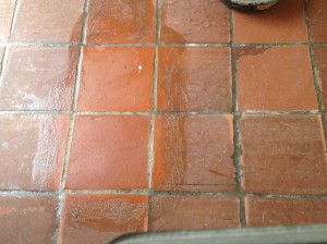 wax remover pavers