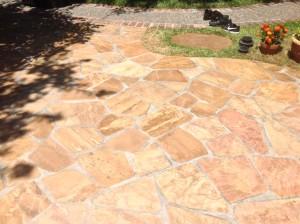 flagstone restoration