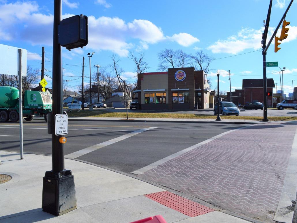 MILO-GROGAN NEIGHBORHOOD – 5TH AVENUE STREETSCAPE AND CLEVELAND AVENUE INTERSECTION IMPROVEMENTS