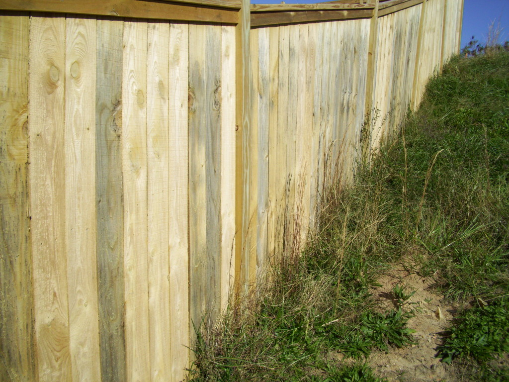 Georgia's #1 Wood Preservation Company. Stain-N-Seal Solution - Atlanta Fence Treatment And Repair Company. Atlanta's Best & Local Area Fence Company