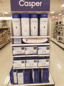 Casper display at target store in scottsdale arizona