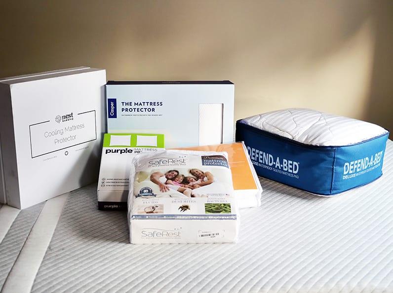 best mattress protectors nectar casper purple nest bedding saferest