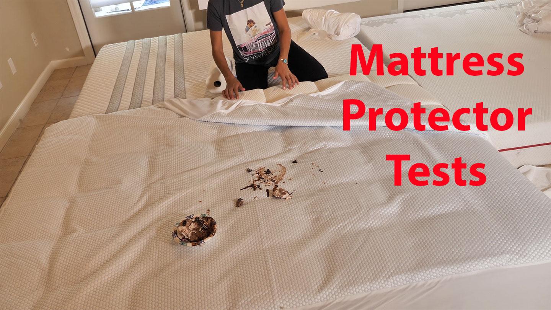 real mattress protector tests