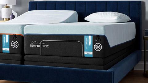 tempur breeze mattress